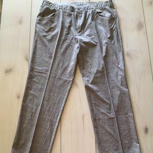 mens 40x30 Adidas golf pants grey